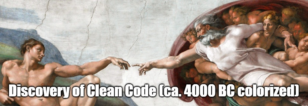 meme; Discovery of clean code